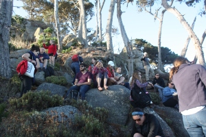 Lecture on the Rocks