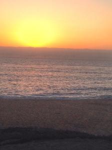 sunset @ half moon bay