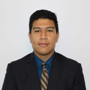 A headshot of Luis Urrea (S'15)