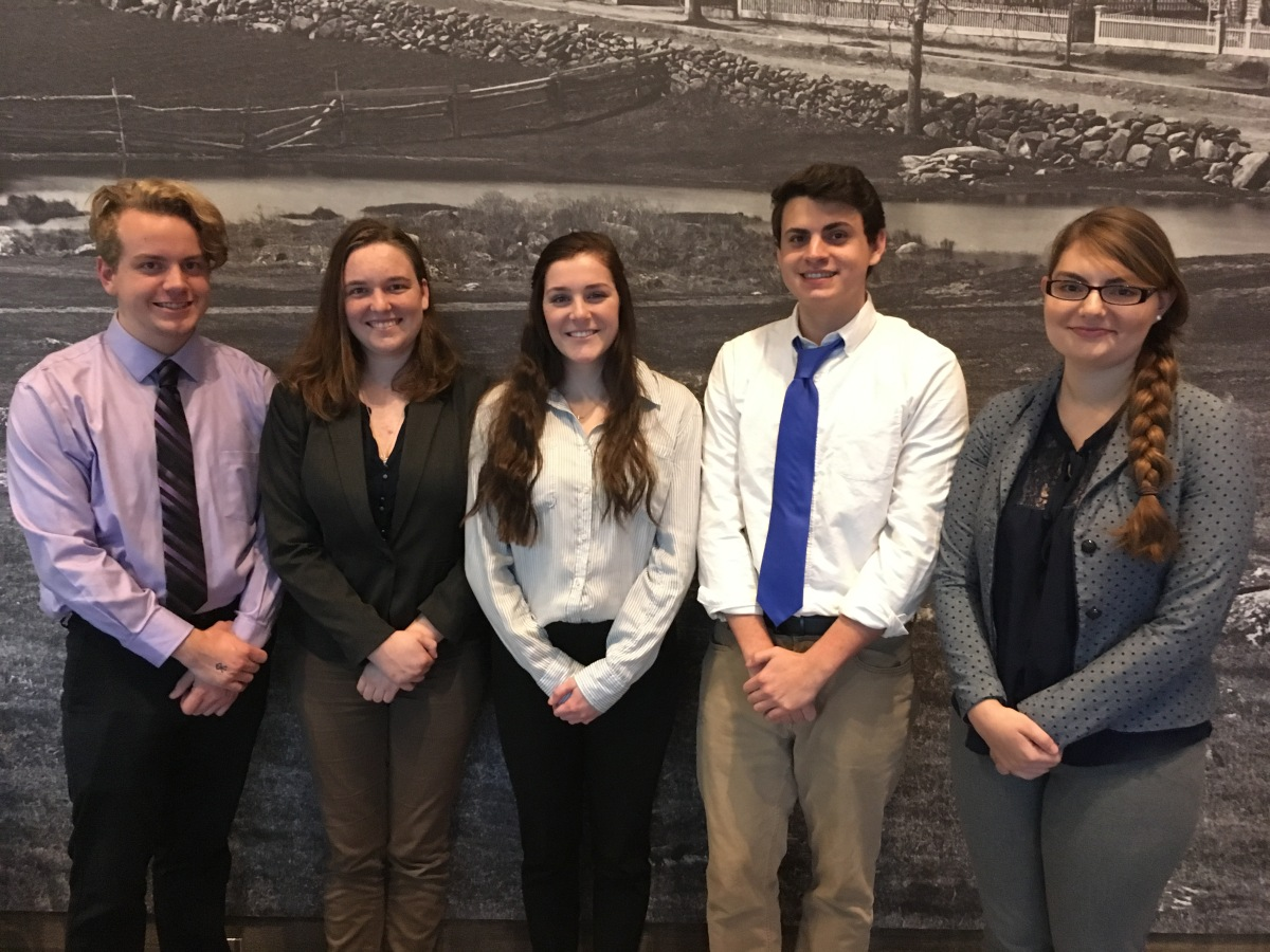 In Williams-Mystic Marine & Coastal Policy Research Group, Fall 2018 Students Put Learning into Action