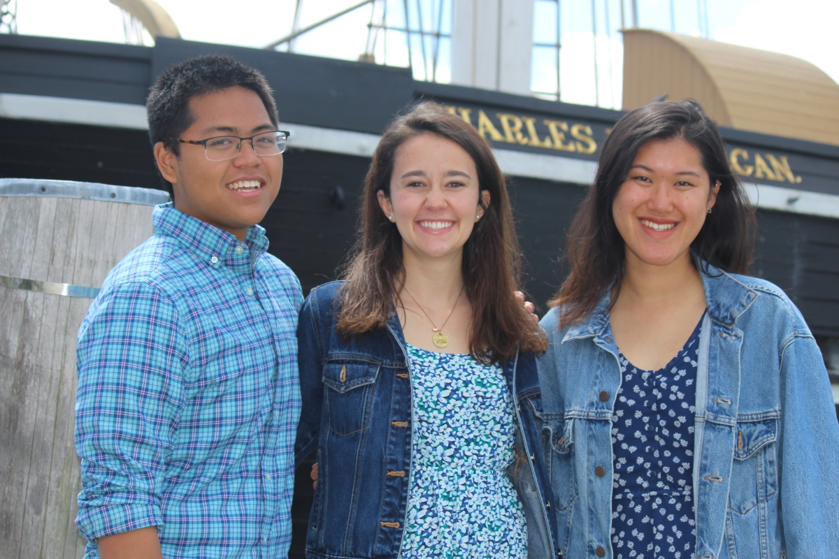 Life On Campus: Three S'19 Students Reflect On a Williams-MysticEducation