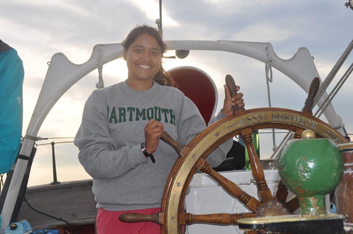 Adventuring through Storytelling: Svati Kirsten NarulaF'11