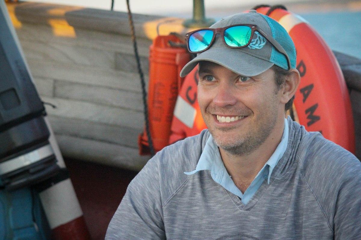 Updates From Offshore: Chief Scientist TimPusack